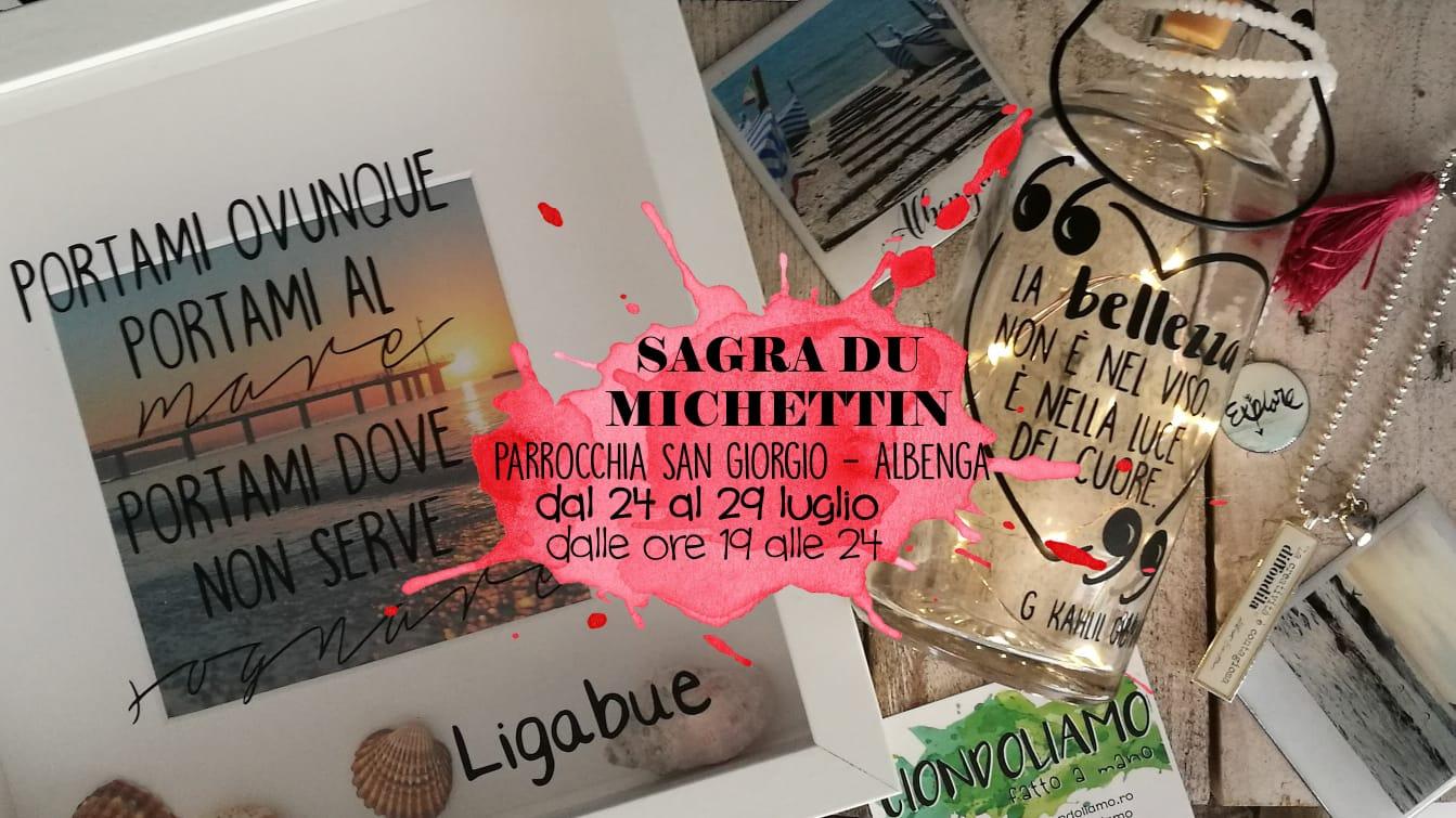 Sagra Du Michettin – Ciondoliamo presente ad Albenga (SV)