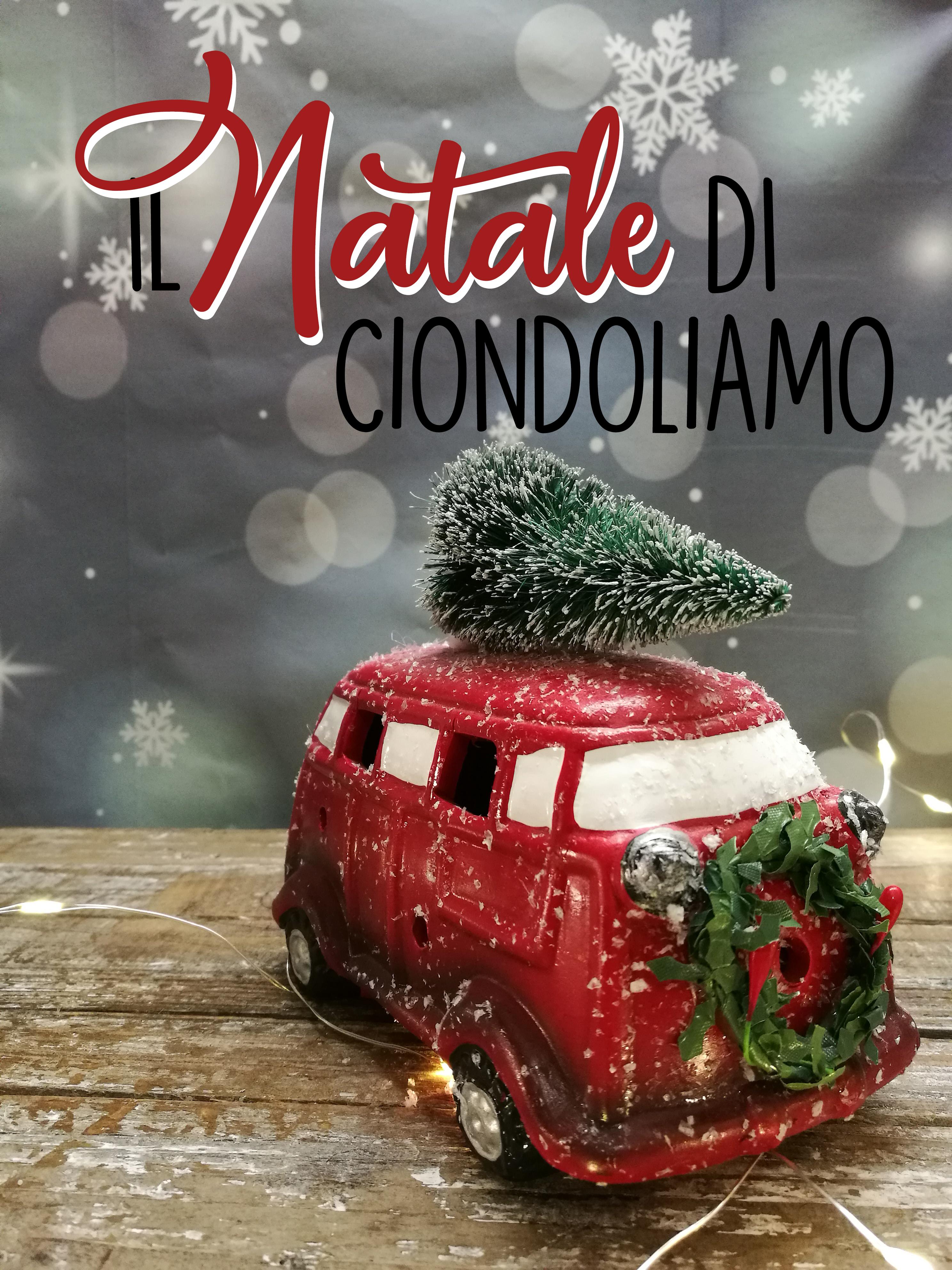 Il Natale di Ciondoliamo