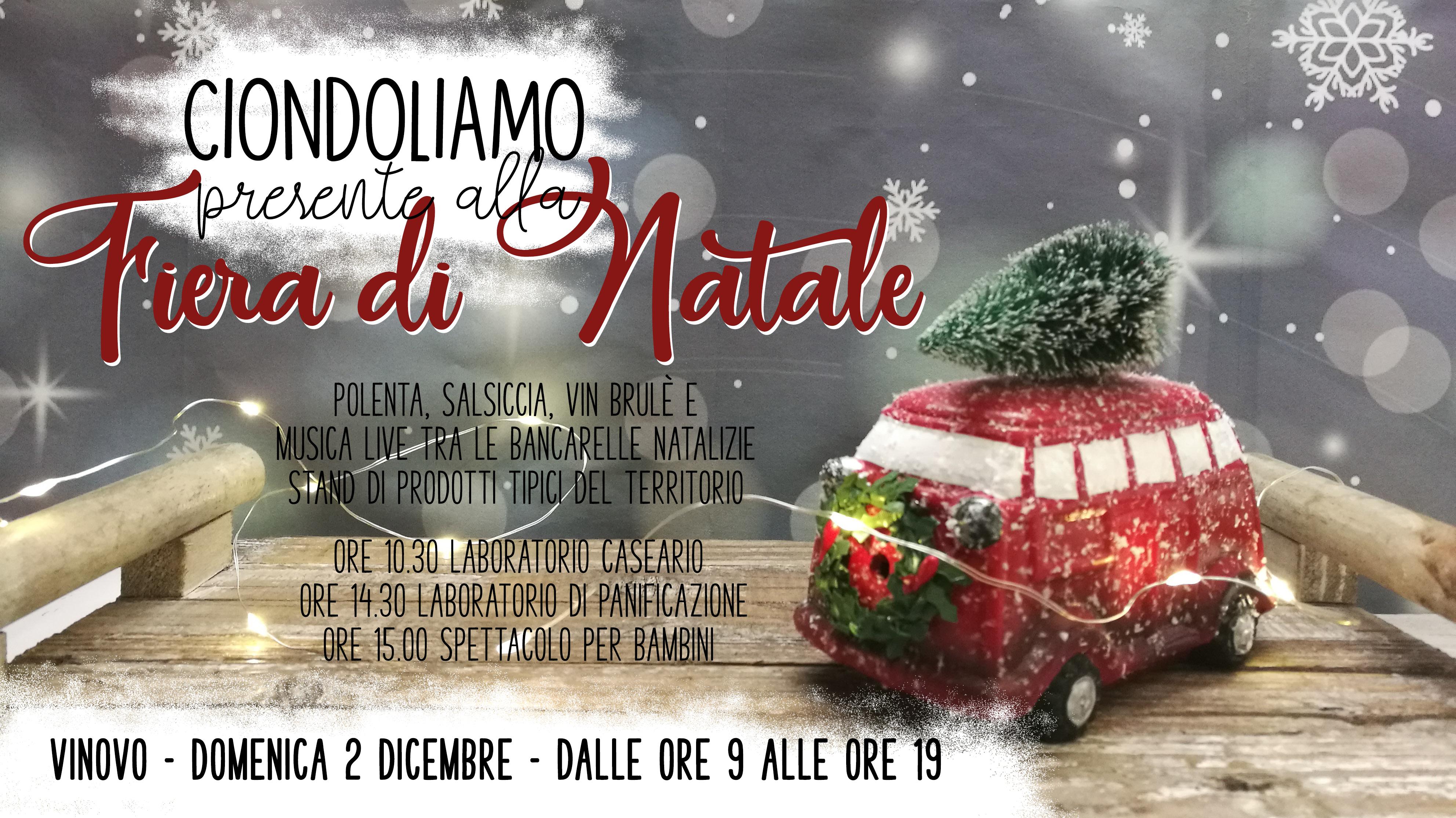 Fiera di Natale a Vinovo