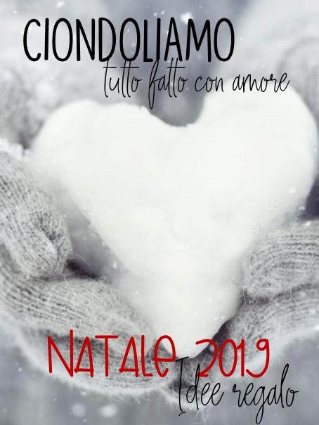 Il Natale 2019 di Ciondoliamo