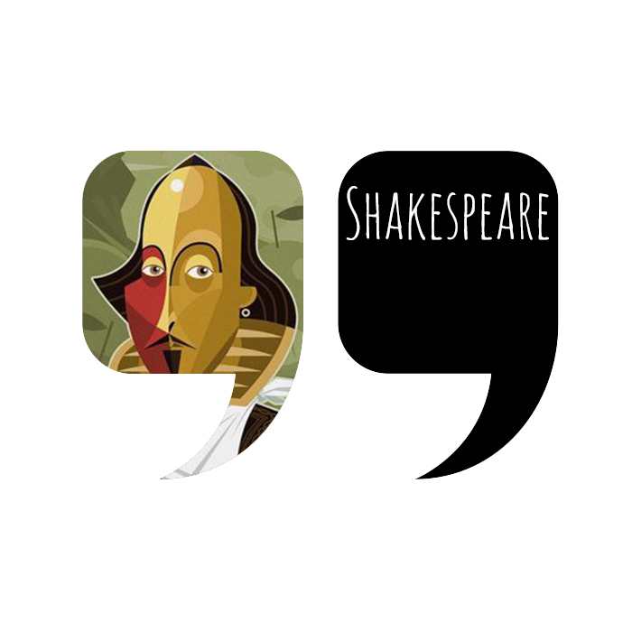 Quote by Shakespeare